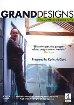 Grand Designs - Series 1 (DVD) [2001].Cover Image