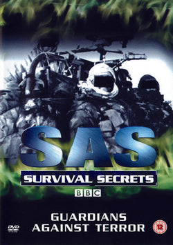 SAS Survival Secrets - Guardians Against Terror BBC (DVD).Cover Image