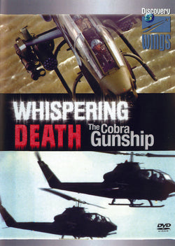 Whispering Death - the Cobra Gunship(DVD).CoverIMG