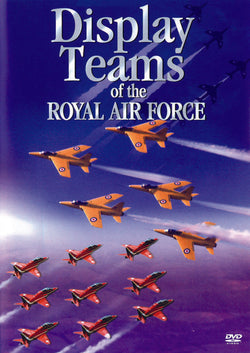 Display Teams Of The Royal Airforce (DVD).CoverImg