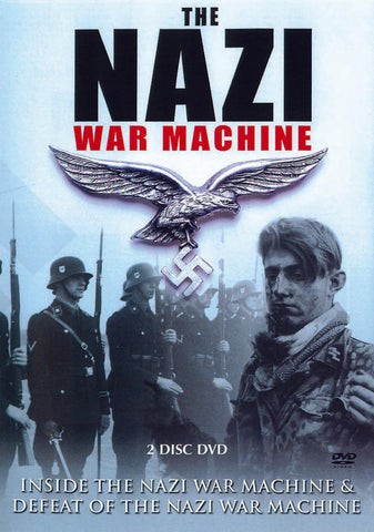 The Nazi War Machine (DVD).CoverImg