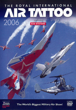 Royal International Air Tattoo 2006 (DVD).Cover Image