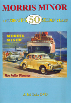 Morris Minor - Celebrating 50 Golden Years (DVD).CoverIMG