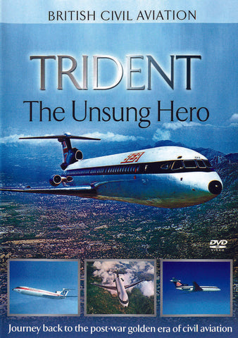 Trident - The Unsung Hero (DVD).Cover Image