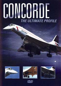 Concorde - The Ultimate Profile (DVD).CoverImg