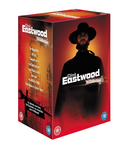 Clint Eastwood The Collection (DVD).CoverIMG