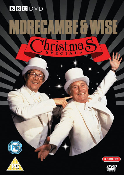 Morecambe & Wise - Christmas Specials [DVD] [1969].CoverImg