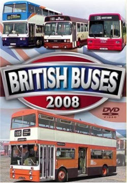 British Buses 2008 (DVD).Cover Image