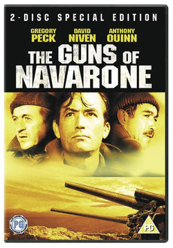 The Guns Of Navarone - (Special Edition) (DVD).Cover Image