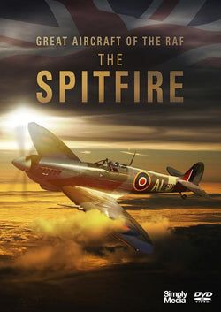 Great Aircraft Of The RAF - The Spitfire (DVD).CoverIMG