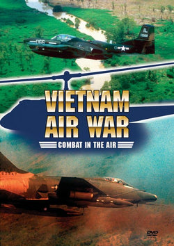 Vietnam Air War - Combat In The Air (DVD).CoverImg