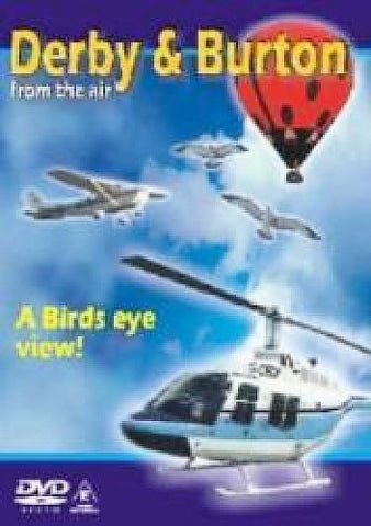 Derby and Burton from the Air [DVD].CoverImg