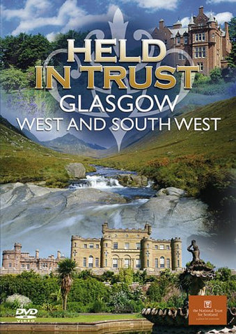 Held In Trust - Glasgow, West, And South West  [NTSC] (DVD) cover image