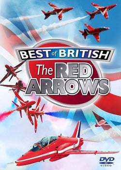Best Of British: The Red Arrows  (DVD) cover image