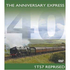 The Anniversary Express - 1t57 Reprised  (DVD) cover image