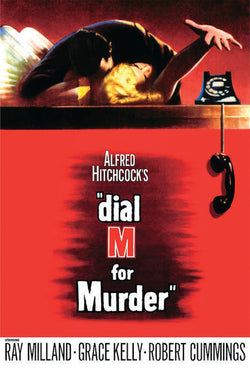 Dial M for Murder [1954]  (DVD) cover image