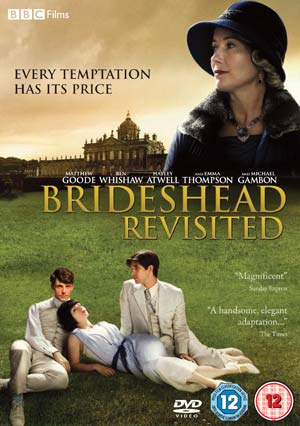 Brideshead Revisited  (DVD) cover image