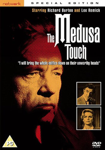The Medusa Touch  (DVD) cover image