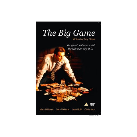 The Big Game [1995]  (DVD) cover image