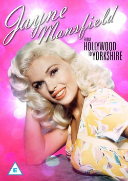 Jayne Mansfield - From Hollywood to Yorkshire  (DVD) cover image
