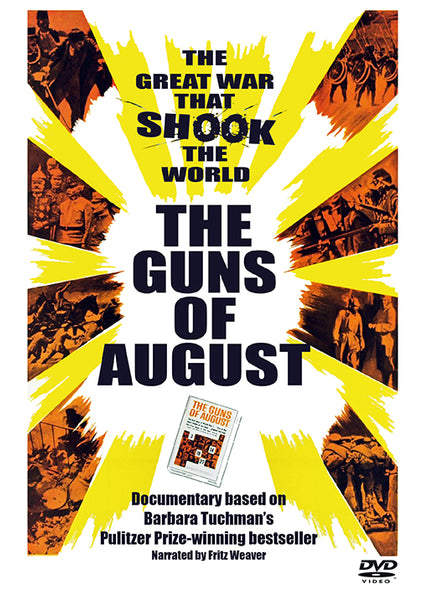 Guns Of August (WWI Documentary)(DVD) cover image
