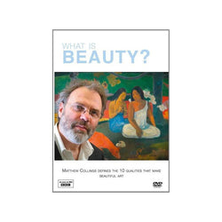 What is Beauty? (Matthew Collings)- as seen on the BBC (DVD) cover image