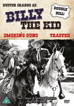 Billy The Kids Smoking Guns / Trapped  (DVD) cover image
