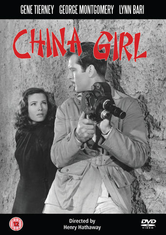 China Girl  (1942) (DVD) cover image
