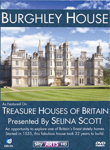Treasure Houses Of Britain Burghley House [DVD] [NTSC].CoverImg