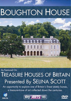 Treasure Houses Of Britain Boughton [DVD] [NTSC].CoverImg