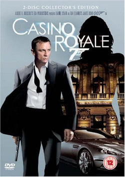 Casino Royale  [2006](DVD) cover image