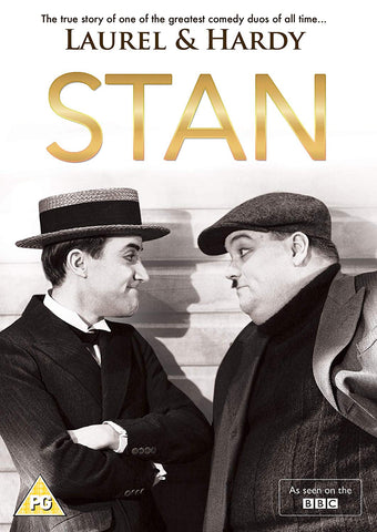 Stan - The Tue Story of the Greatest Comedy Duo Laurel & Hardy (DVD)