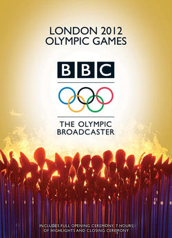 London 2012 Olympic Games  (DVD) cover image