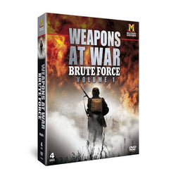 Weapons at War - Brute Force - Volume 1 [DVD].CoverIMG