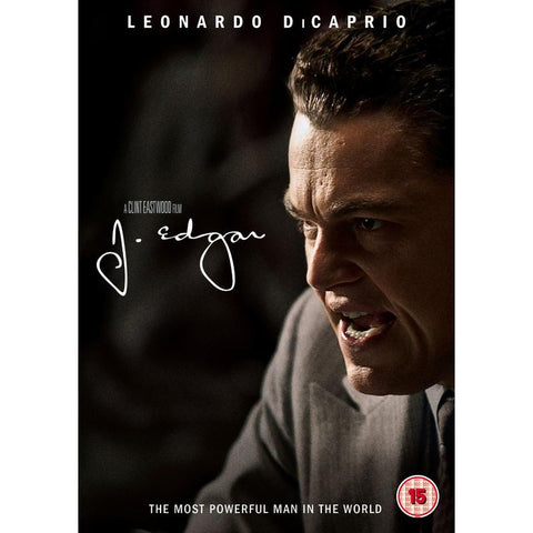 J. Edgar  [2012] (DVD) cover image