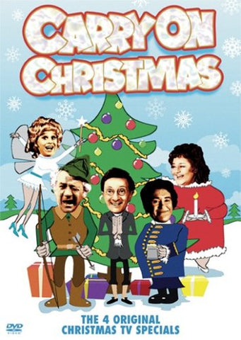 Carry On Christmas - The 4 Original Christmas TV Specials [DVD].CoverImg