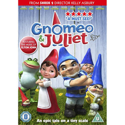 Gnomeo & Juliet (DVD) cover image