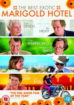 Best Exotic Marigold Hotel (DVD) cover image