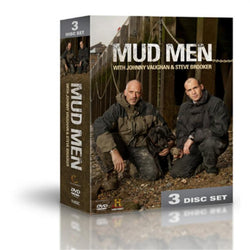 Mud Men With Johny Vaughan  (DVD) cover image