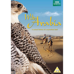 Wild Arabia (DVD) cover image