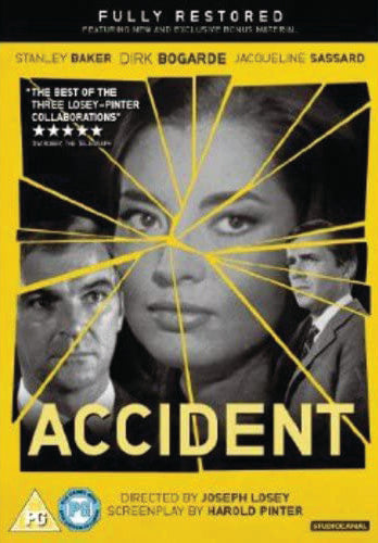 Accident (Fully Restored) (DVD)