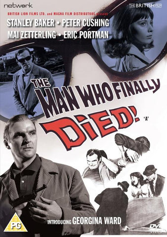 The Man Who Finally Died  (DVD) cover image