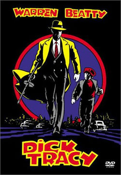 Dick Tracy  [1990] (DVD) cover image