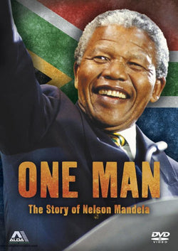 One Man - The Story of Nelson Mandela  (DVD) cover image