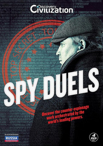 Spy Duels [DVD].CoverIMG