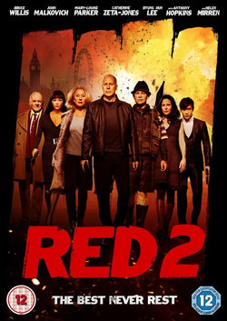 Red 2 (DVD) cover image