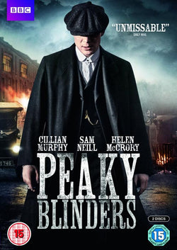 Peaky Blinders - Series 1 (DVD).Cover Image