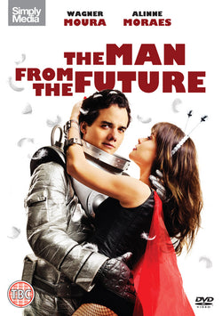 The Man from the Future  (DVD) cover image