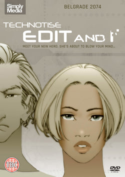 Technotise: Edit & I  (DVD) cover image
