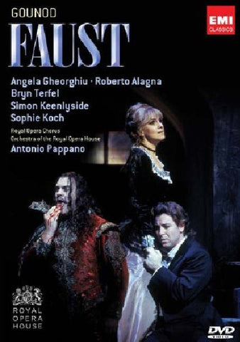 Gounod: Faust  [2010] [NTSC] (DVD) cover image